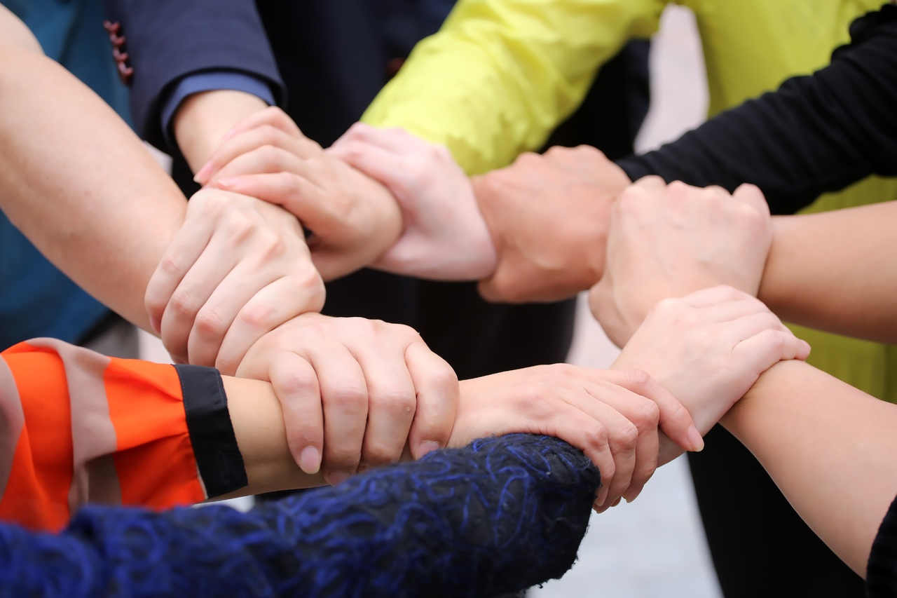 SIPAT de qualidade com equipe unida