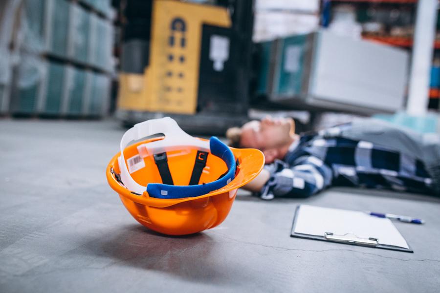 Como reduzir os acidentes de trabalho